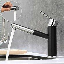 Küchenarmatur mit ausziehbarem Sprinkler