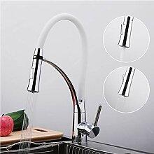 Küchenarmatur mit gefiltertem Wasser