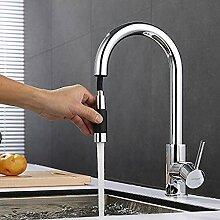 Küchenarmatur mit Griff Dusche Wasserhahn