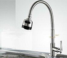Küchenarmatur Moderne schwenkbaren wasserhahn