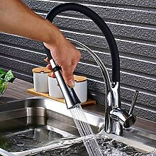 Küchenarmatur Pull Down Sprayer 360 Rotation Bad