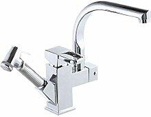Küchenarmatur Pull Out Dusche Flushing Sprayer