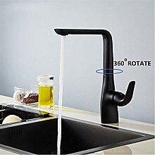 Küchenarmatur Pure Black Küchenarmatur 360