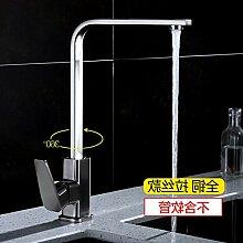 Küchenarmatur Qingqing Zähler Quadratischen Rohr