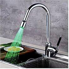 Küchenarmatur Waschbecken Pull Wasserhahn 360