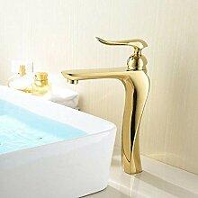 Küchenarmatur waschbecken wasserhahn golden