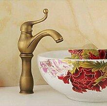 Küchenarmatur Waschtischarmatur Messing antik