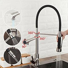 Küchenarmatur Wasser Mischbatterien Edelstahl