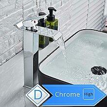 Küchenarmatur Wasserfall Waschbecken Wasserhahn
