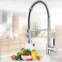 Küchenarmatur Wasserhahn küche ausziehbar