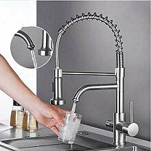 Küchenarmatur Wasserhahn Küchenarmatur Krue für