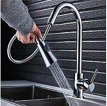 Küchenarmatur Wasserhahn Küchenarmatur Silber