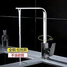 Küchenarmatur Wasserhahn Kupferrohr Des