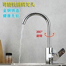Küchenarmatur Wasserhahn Mit Dual-Spülbrause