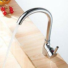 Küchenarmatur/Wasserhahn mit Spiegel,