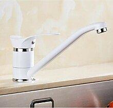 küchenarmatur weiß 360 grad schwenkbar