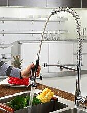 Küchenarmatur Zeitgenössisch Mit ausziehbarer
