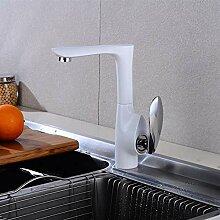 Küchenarmaturen Gold Einhand-Küchenarmatur mit