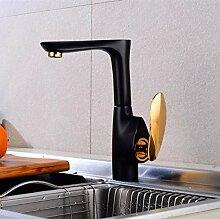 Küchenarmaturen Gold Einzigen Handgriff