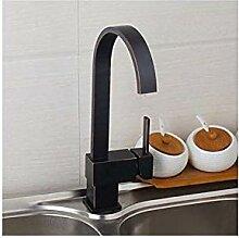Küchenarmaturen Küchenarmatur Schwarz Orb Öl