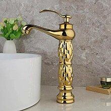 Küchenarmaturen Waschbecken Wasserhähne Gold Bad