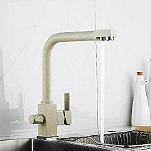 Küchenarmaturen Waschbecken Wasserhahn Heiß- und
