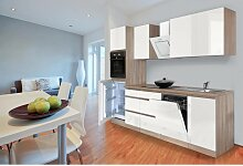 Küchenblock Glrp280hesw