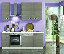 Küchenblock mit Geschirrspüler und