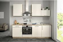 Küchenblock ohne E-Geräte 240,5 cm