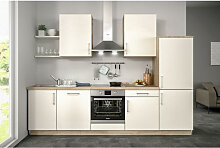 Küchenblock ohne E-Geräte 290,5 cm