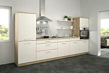 Küchenblock ohne E-Geräte 330 cm