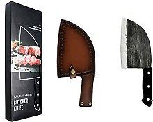 Küchenchef Messer handgemacht geschmiedet Kocher