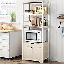 Küchengerät Lagerregal, Haushalts Mikrowelle
