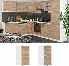 Küchenhängeschrank Meric Ebern Designs
