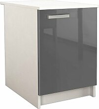 Küchenhängeschrank ModernMoments Farbe: Grau