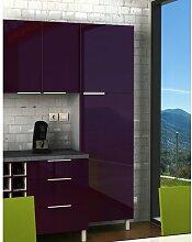 Küchenhängeschrank ModernMoments Farbe: Lila
