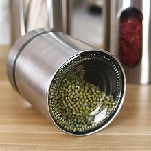 Küchenkanister Jar Tee Kaffee Zucker Küche Glas