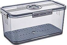Küchenkühlschrankorganisator Aufbewahrungsbox