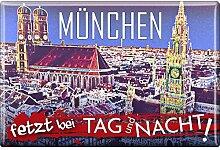 Küchenmagenet - München fetzt - Gr. ca. 8 x 5,5