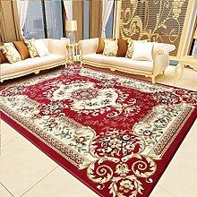 Küchenmatten - Wohnzimmer Teppich Sofa Matten Schlafzimmer Retro Teppich ( Farbe : 2# , größe : 1.6×2.3m )