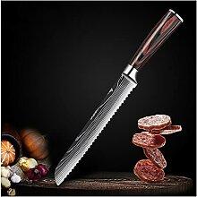 Küchenmesser, Chefmesser 8 Zoll - Professionelle