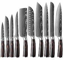 Küchenmesser Set japanischen Chef Messer