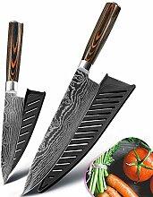 Küchenmesser Set Küchenmesser 8-Zoll-japanischen