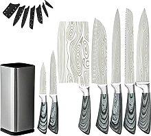 Küchenmesser Sets Edelstahl Küchenmesser Set