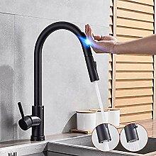 Küchenmischer Edelstahl-Sensor Küchenarmaturen
