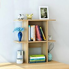 Küchenmöbel-WXP Bücherregal Regale Easy Desktop