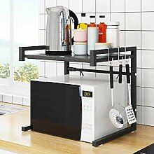 Küchenpfanne Rack Topfdeckel Mikrowelle