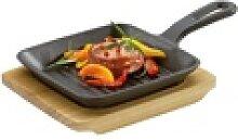 Küchenprofi Grillpfanne Grill-/Servierpfanne mit