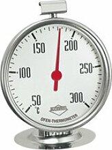 Küchenprofi Ofen-Thermometer Edelstahl