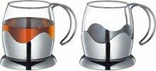 Küchenprofi TEA Teeglas EARL GREY 2er Set / 200 ml